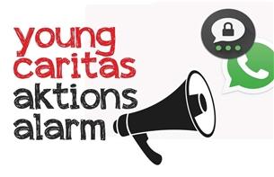 youngcaritas-Aktionsalarm