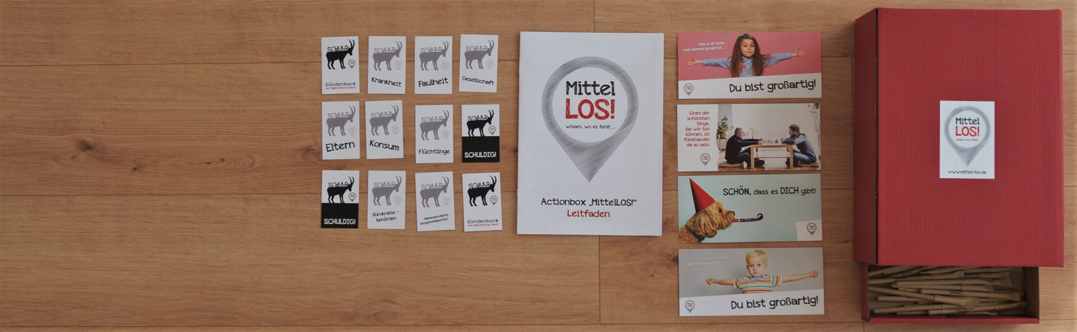 Actionbox MittelLOS!